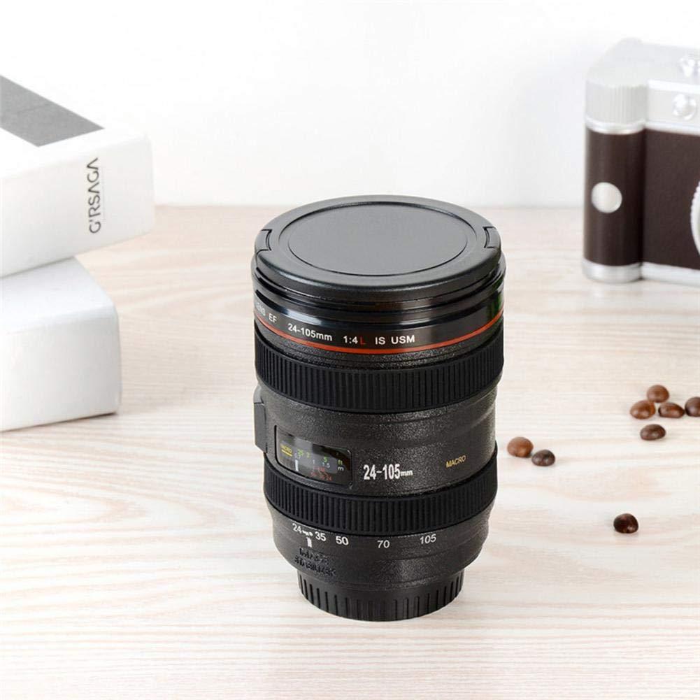 isolata sottovuoto con Obiettivo a Macchina Fotografica duhe189014 Tazza da caff/è in Acciaio Inox Idea Regalo per Amici e parenti