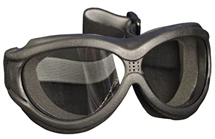 46c4130cfe9 Image Unavailable. Image not available for. Color  Big Ben Motorcycle  Goggles Clear Lense Fit Over Glasses