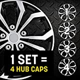 Pilot Automotive Spyder Performance Wheel Cover