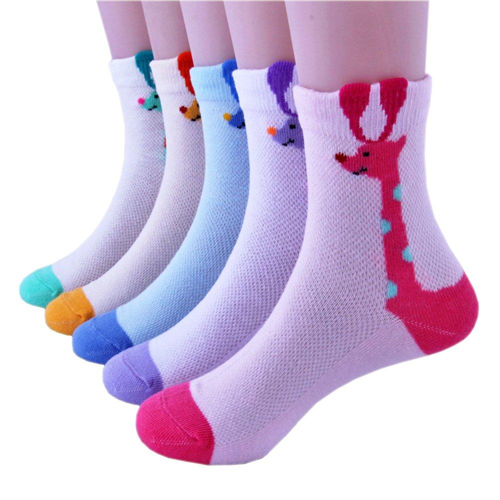 LifeWheel Cute Fashion Cotton Breathable Child Gift Sock for Kids Boy Girl Socks