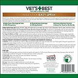Vet's Best Flea & Tick Easy Spray | Flea Treatment