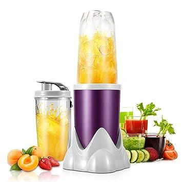 Batidoras de vaso Fruta Exprimidor Multifuncional Hogar Frutas Automático De Frutas Y Hortalizas Multifunción Mini Exprimidor XXPP: Amazon.es