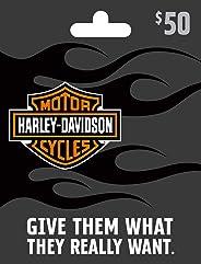 Harley-Davidson Gift Card