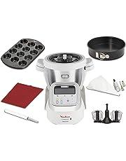Moulinex I-Companion - Robot de cocina con conectividad