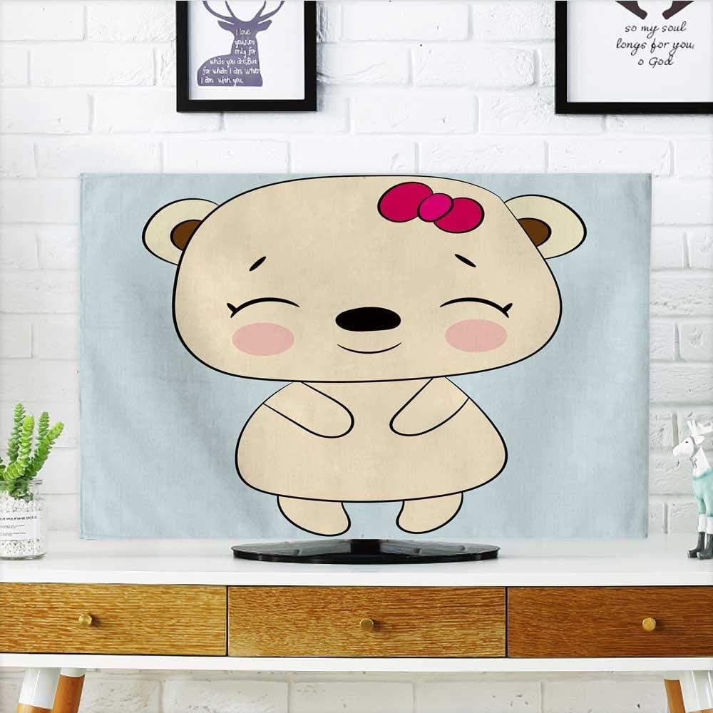 Philiphome - Juego de Iconos educativos para Proteger tu televisor con diseño de Dibujo de niños (32