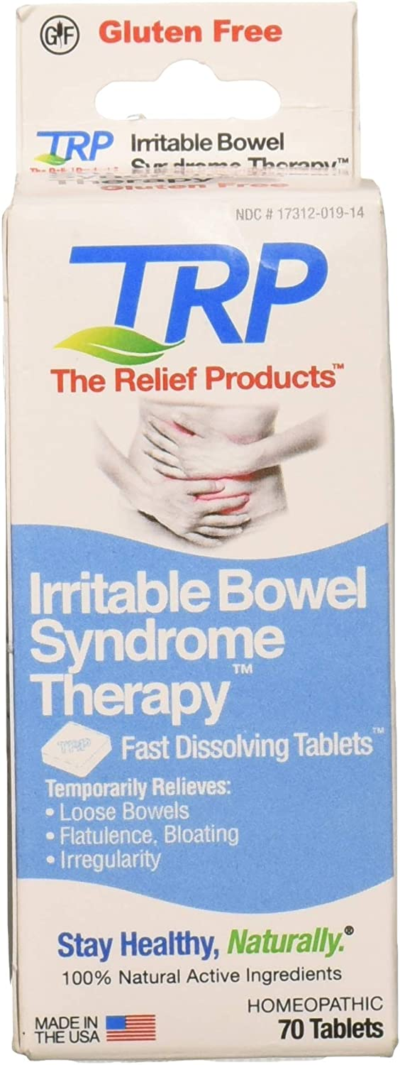 Super Special Max 52% OFF SALE held TRP COMPANY IBS 70 Tablets THERAPY