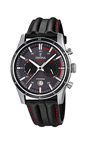 Amazon.com: Festina f16874/4 – Watch Chrono Sport Hombre ...