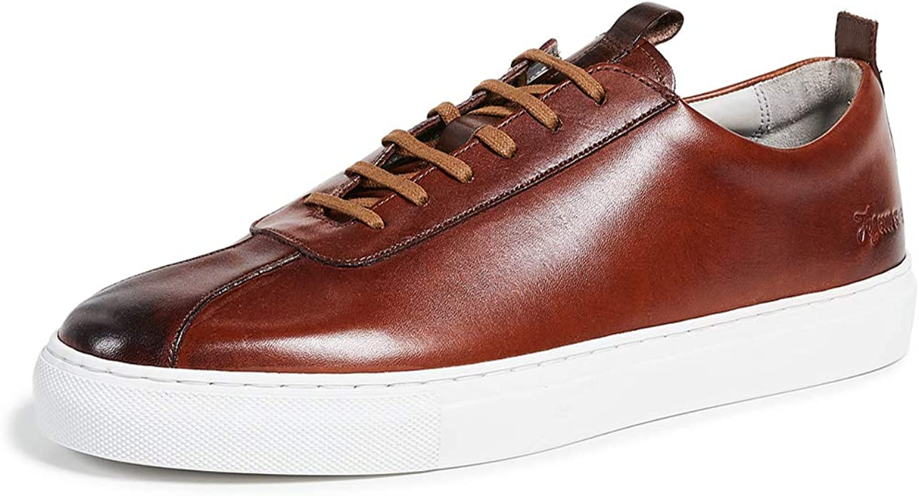 Grenson Sneaker 1 Mens Oxford Sneaker