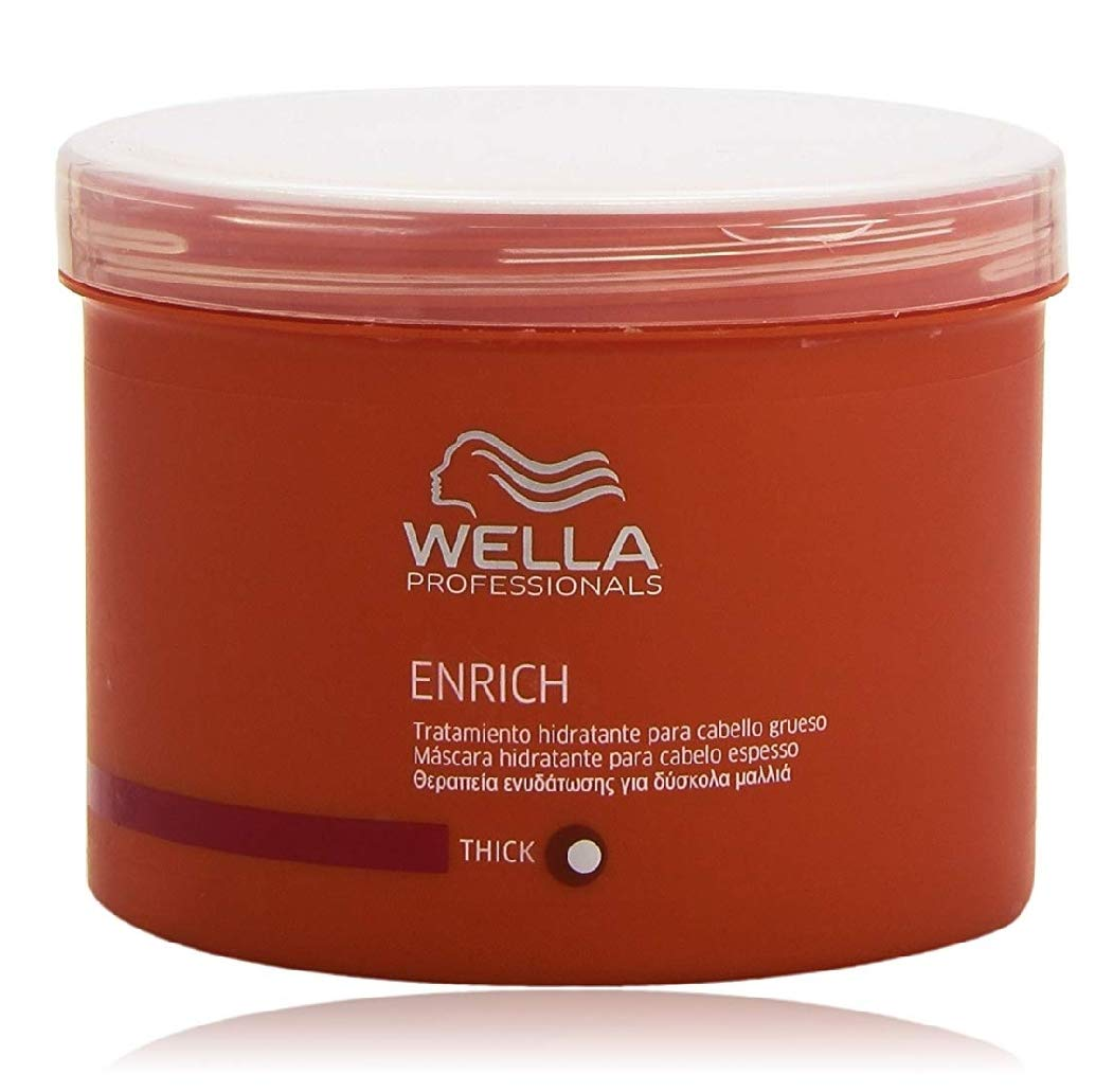 Amazon.com : Wella Enrich Moisturizing Conditioner for Dry