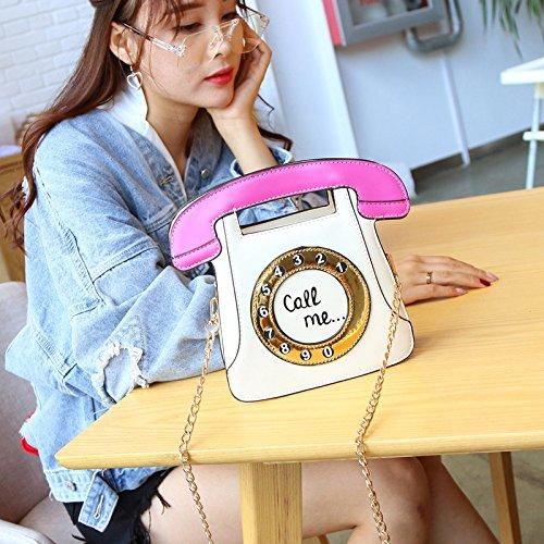Wansan 19 Pcs 1 Bag Style Fashion Style 8 Crossbody cm Shoulder Messenger 22 Retro Black Phone Size Beige qwqdOUr5v