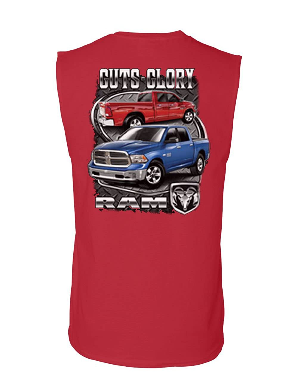 Dodge Ram Guts and Glory Muscle Shirt Dodge Truck Licensed