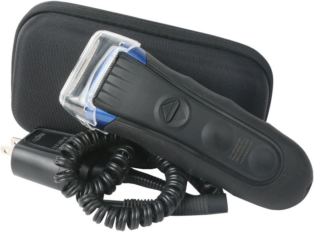 Duro Viajar Caso Cubrir para Braun Series 3 ProSkin 3040s / 3000s / 3030s /3020s /3080s Wet & Dry de uso Afeitadora Eléctrica/Máquina de Afeitar Recargable por co2CREA: Amazon.es: Salud y cuidado