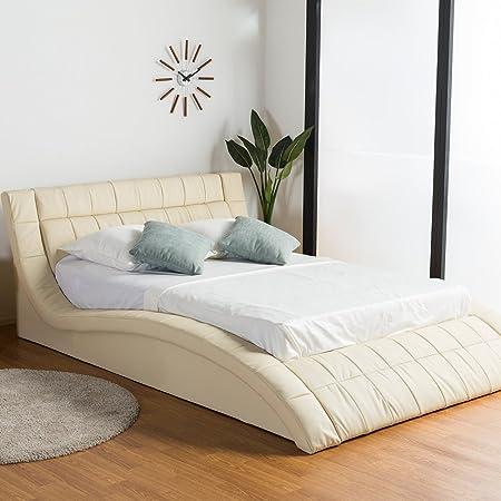 Imported From Abroad John Lewis Essence Bed Frame Oak Super King Size Beds & Mattresses Bed Frames & Divan Bases