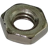 AERZETIX: 100x Tuercas hexagonales M4 7mm H2.2mm DIN439B