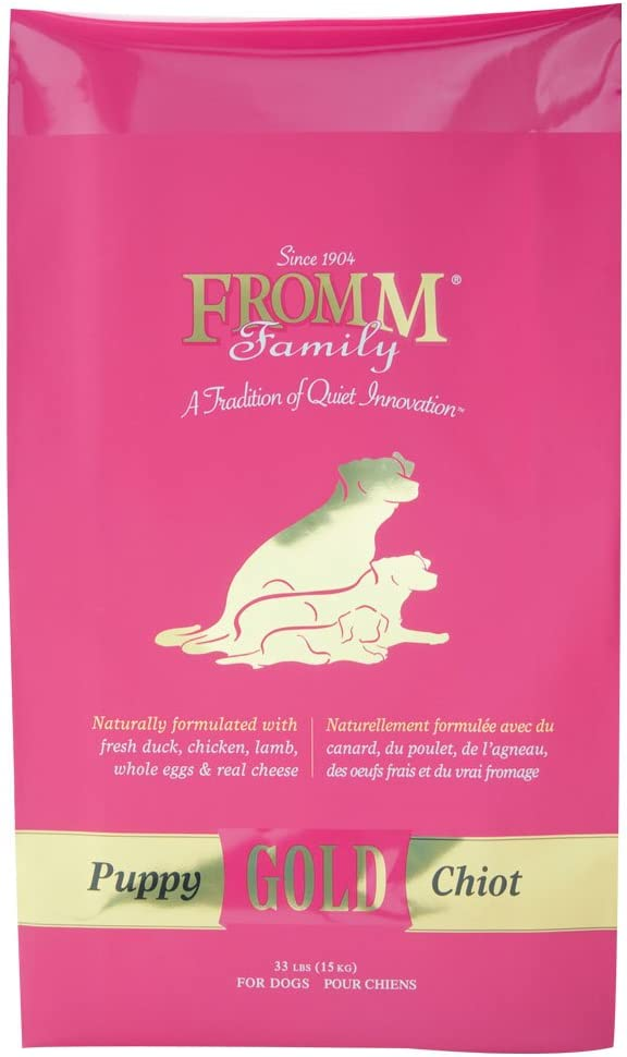 Fromm Family Foods 15 Lb Gold Puppy Food (1 Pack), One Size