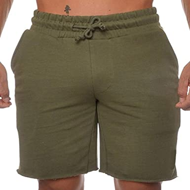 Pantalón Deportivo De Ning para Hombre Pantalones Cortos De ...