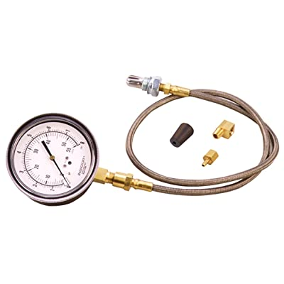 OTC 7215 Exhaust Back Pressure Gauge: Automotive