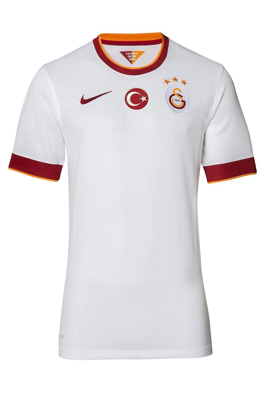 Nike - Camiseta de fútbol (talla L), diseño del Galatasaray, color negro: Amazon.es: Deportes y aire libre