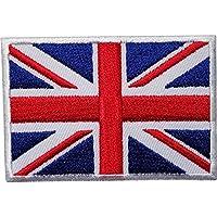Calli 5pcs parche bordado de la bandera del