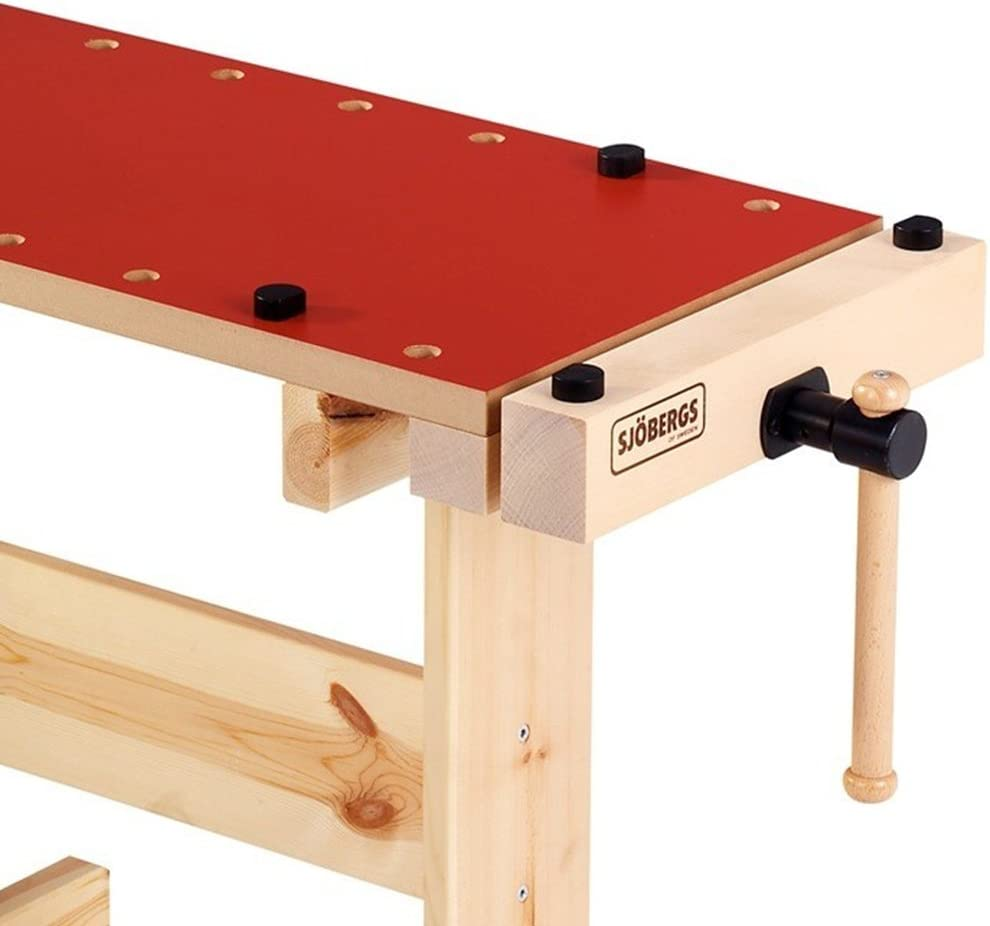 Adjustable Adult Kids Workbench Sjobergs SJO-33365 Junior//Senior Workbench Perfect for all ages
