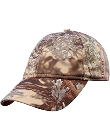 41a97b4abc9 Conner Hats Men s Bounty Hunter Water Resistant Cotton Hat. King s Camo  KHT1508-DS Hunter Series Hat