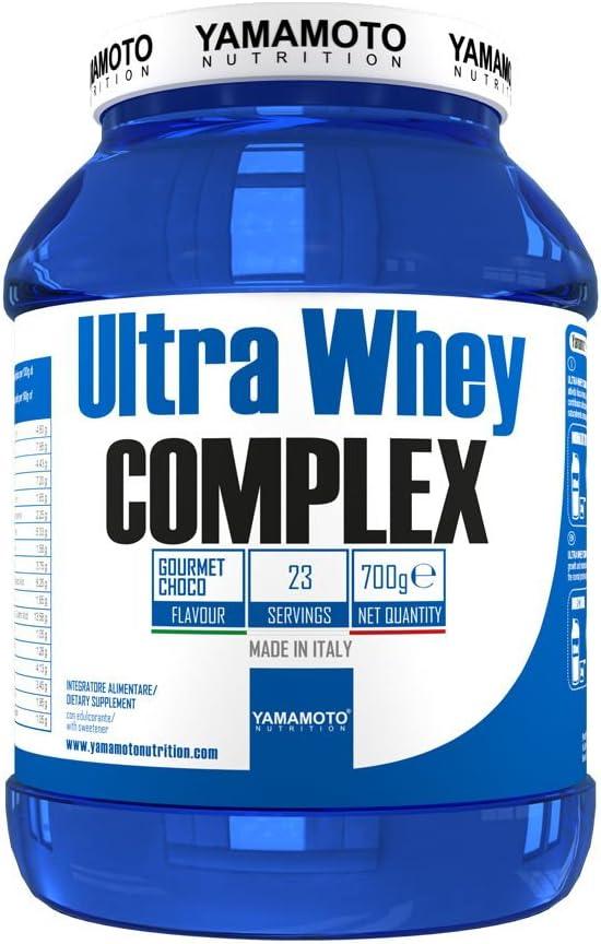Yamamoto Nutrition Ultra Whey Complex Complemento Alimenticio - 700 gr
