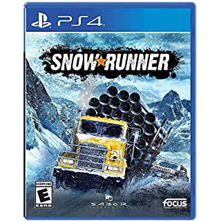 Snowrunner - PlayStation 4