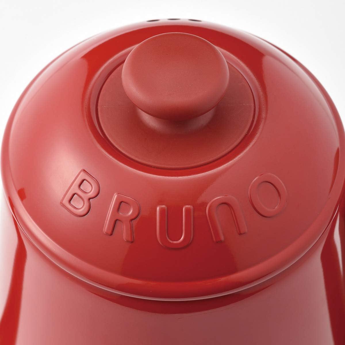 BRUNO(ブルーノ)ステンレスデイリーケトル