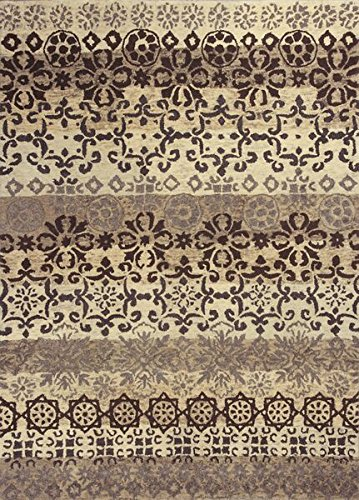 KAS Oriental Rugs Marrakesh Collection Damask Area Rug, 8' x 10'6