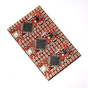 Gikfun Pro Mini Atmega328 3.3V 8Mhz For Arduino (Pack of 3pcs) EK60183