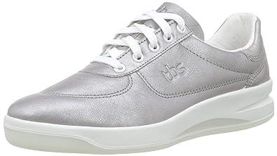 9874f8588dd38f TBS Brandy, Chaussures de Tennis Femmes, Argenté (Gris Metallise Z7321), 35