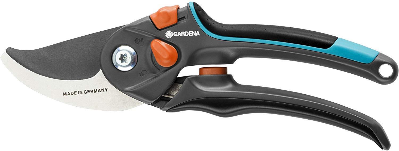 Sécateur ajustable à lame franche Comfort B/S-XL de GARDENA: sécateur pour brindilles et branches ligneuses, diamètre de coupe max. 24 mm, ouverture en continu de la poignée (8905-20) , multicolore product image