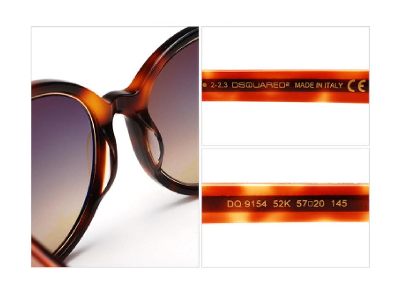 Dsquared2 Gafas de sol Mujer: Amazon.es: Ropa y accesorios