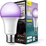 Treatlife Smart Bulb 1 Pack, Music Sync Color Changing Light Bulb, Works with Alexa, Google Assistant, LED Dimmable…