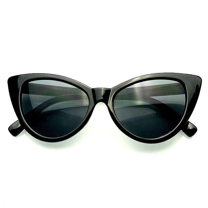 Emblem Eyewear - Mujeres Moda Punta Caliente Vintage Señaló Las Gafas de Sol Ojos de Gato