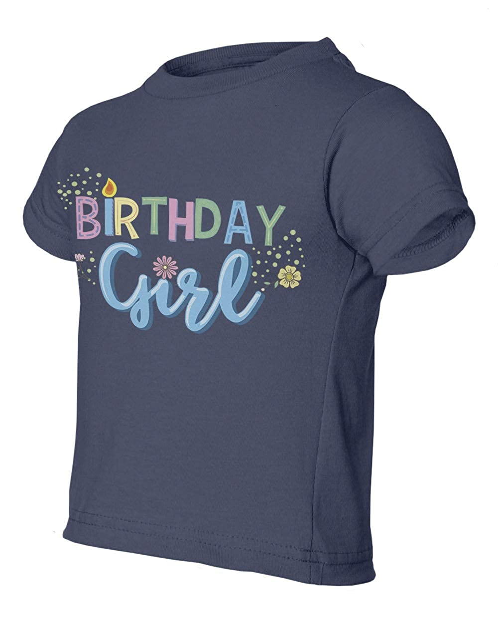 Letters The Birthday Girl Youth /& Toddler Tee Shirt