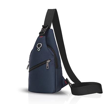 FANDARE Sling Bag Crossbody Bag Bolsas Gimnasio Mochila ...