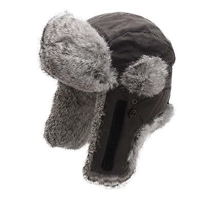 4dac7b1914c Stetson Boulder Coton Huilé Trapper Hat at Amazon Men s Clothing store