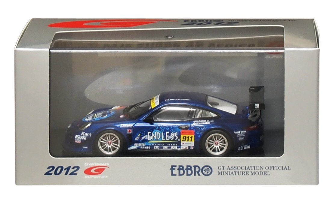 almacén al por mayor Ebbro 1 43 SIN FIN Taisan 911 súper GT300 2012 2012 2012 No.911 (japonesas Importaciones)  ahorra hasta un 80%