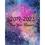 2019-2023 Five Year Planner: Monthly Schedule Organizer - Agenda Planner For The Next Five Years, 60 Months Calendar, Appointment Notebook, Monthly Planner, To Do List, Action Day, Passion Goal Setting, Happiness Gratitude Book | Happy WaterCover Cover