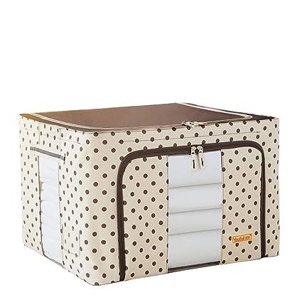 Amazon com: Clothes Blanket Foldable Storage Anti-Mold