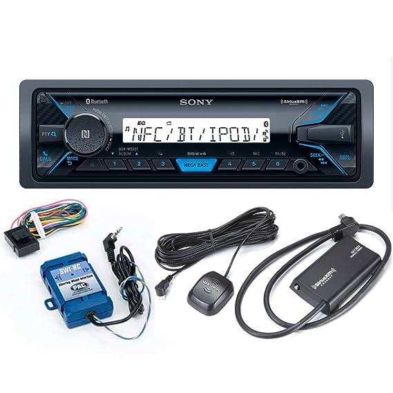 Amazon com: Sony DSX-M55BT Marine Receiver with Bluetooth