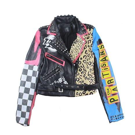 giacca donna streetwear