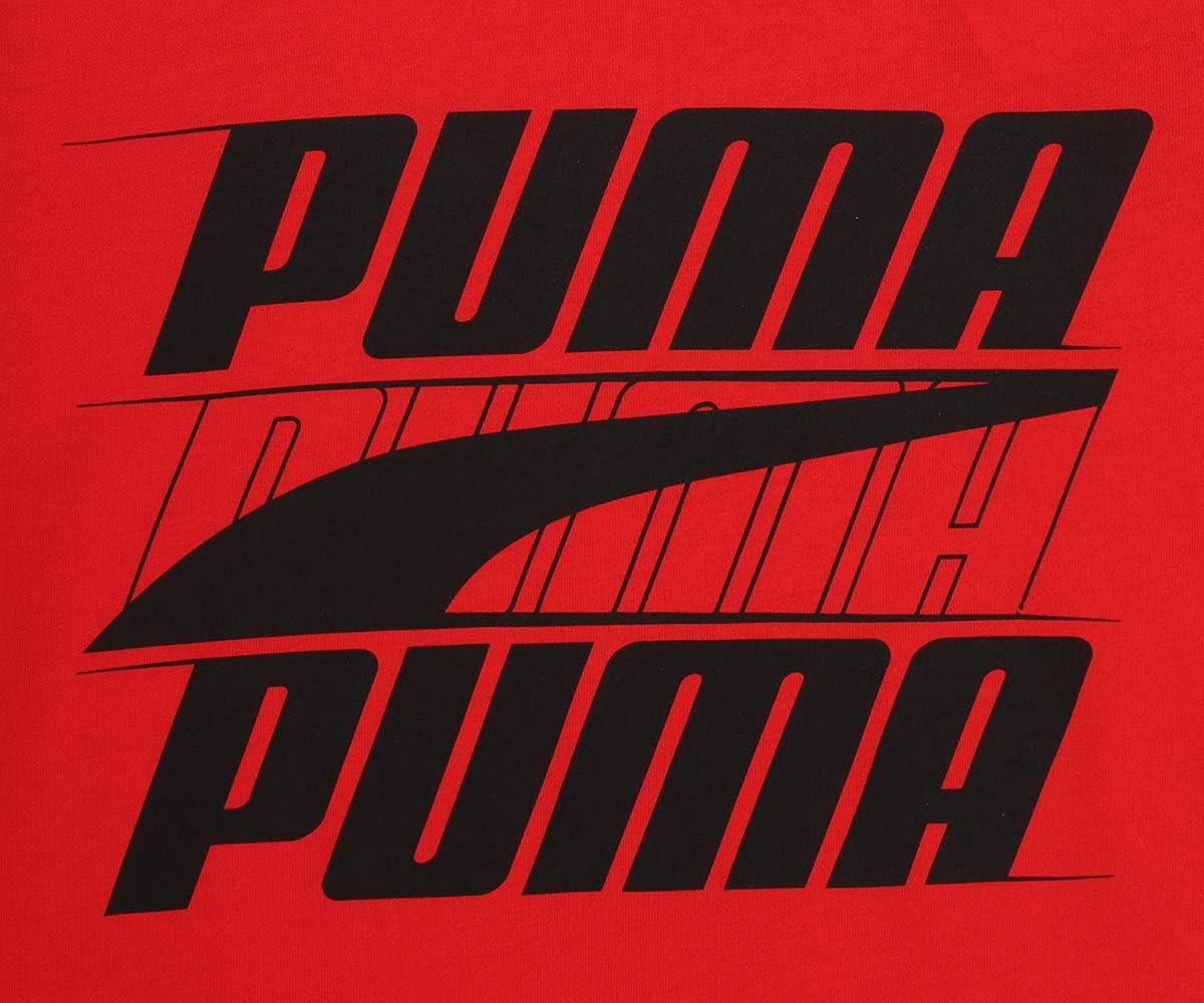 Ni/ños Puma Rebel Bold tee B Camiseta