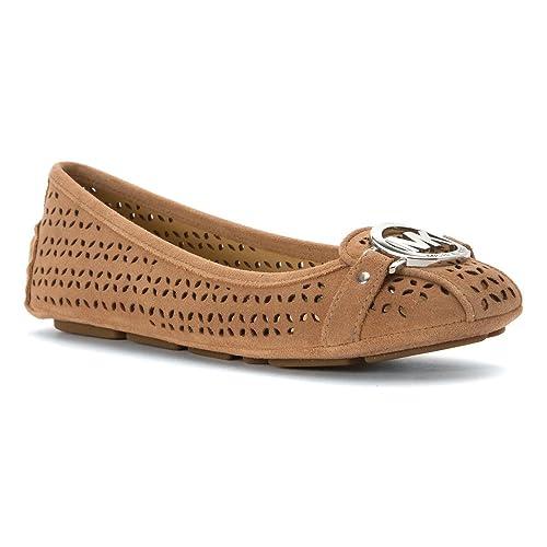 2e40a90be7b Michael Michael Kors Women s Fulton Moccasin  Amazon.co.uk  Shoes   Bags
