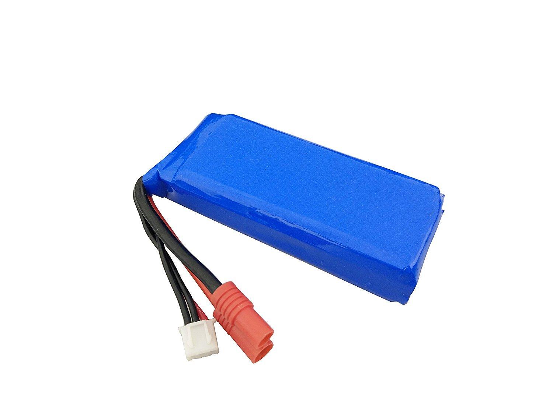 7.4v, 2000 mAh Lipo per Rc Droni Quadricotteri SYMA X8C X8G X8W X8HW X8HG X8HC Fytoo 2PCS Batteria Lipo Ricaricabile