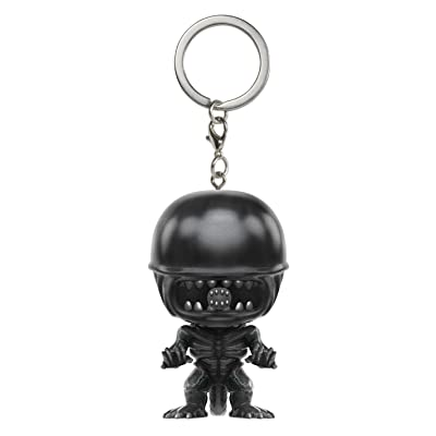 Funko Pocket POP Keychain: Alien - Alien Action Figure: Funko Pop! Keychain: Toys & Games