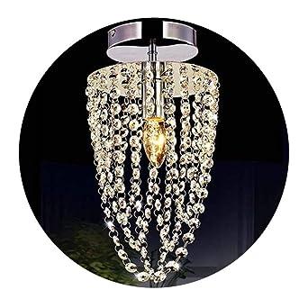 KAWELL Deckenleuchte Modern Kristall Kronleuchter Deckenlampe ...