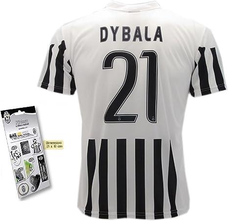Balón de fútbol-camiseta de fútbol de Juventus Dybala - 8 años ...