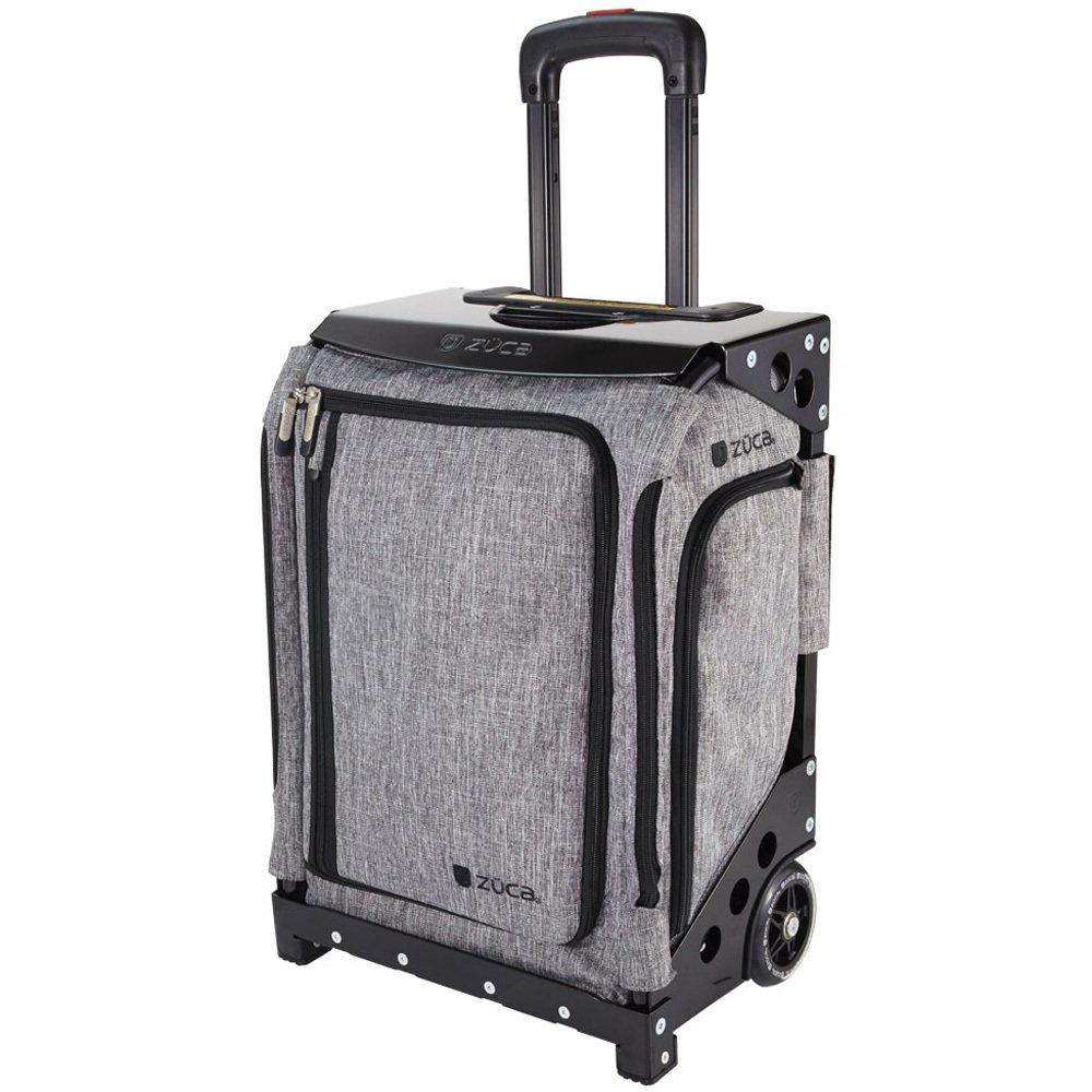 ZUCA Artist Navigator Travel Grey Insert Bag & Frame (Black)